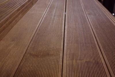 Мербау (гладкая, рифлёная), 90/19мм.