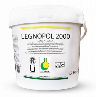 Legnopol 2000 полиуретановый 2K, 10кг.