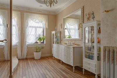 Тик для ванных комнат и санузлов