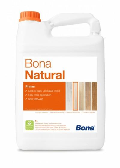 Грунт Bona Natural Primer, полиуретан-акриловый, 5л.